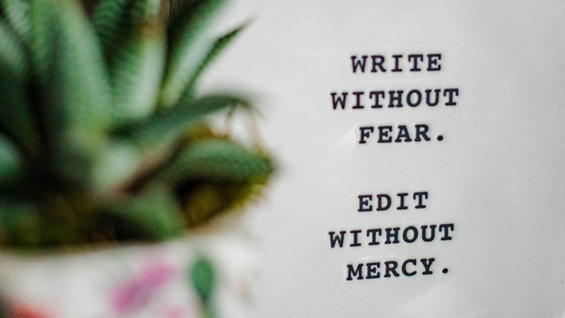 Top 10 Writing Tips (Ever)